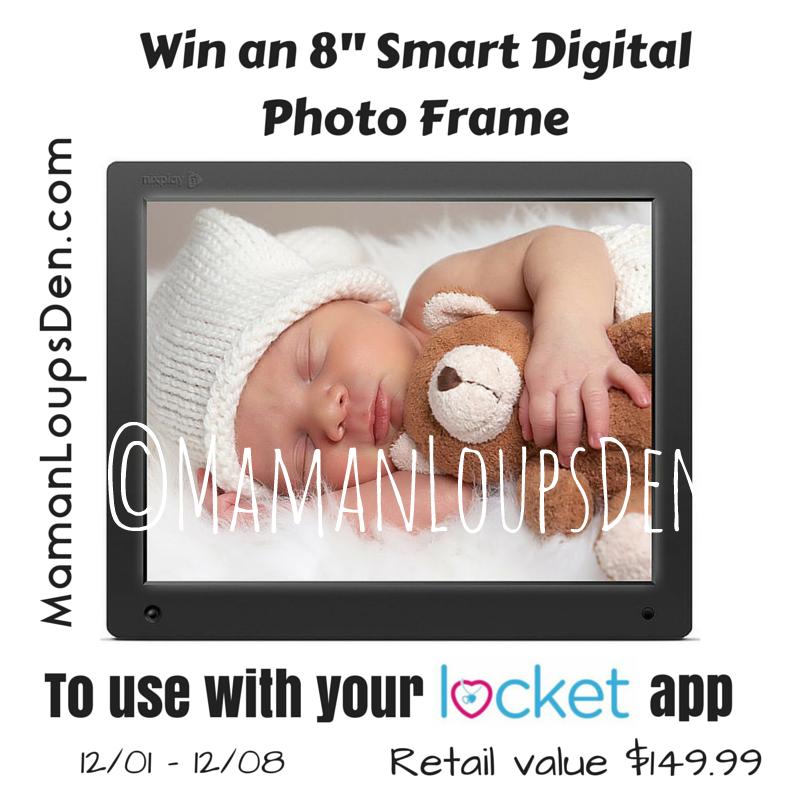 Win a Smart Digital Photo Frame