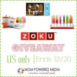 Zoku Quick Pop Maker Set Giveaway (US only)