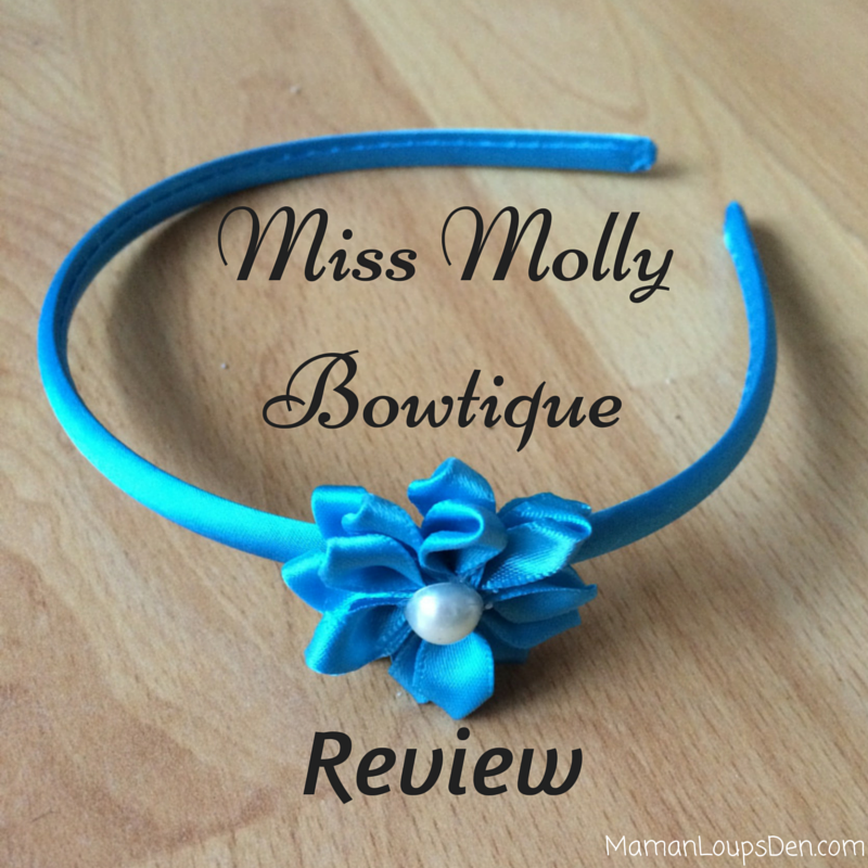 Miss Molly Bowtique Review