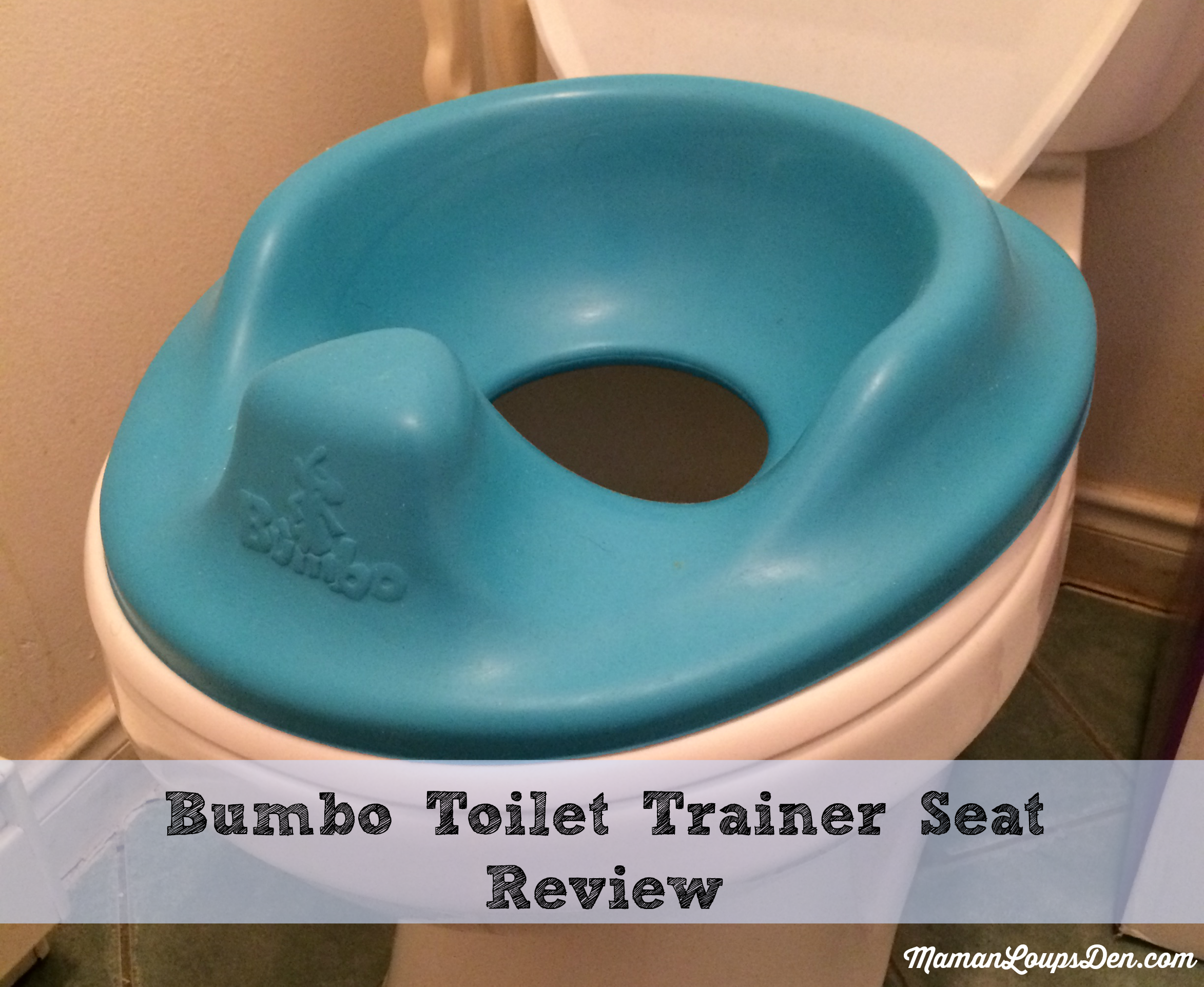 Bumbo Toilet Trainer Seat Review