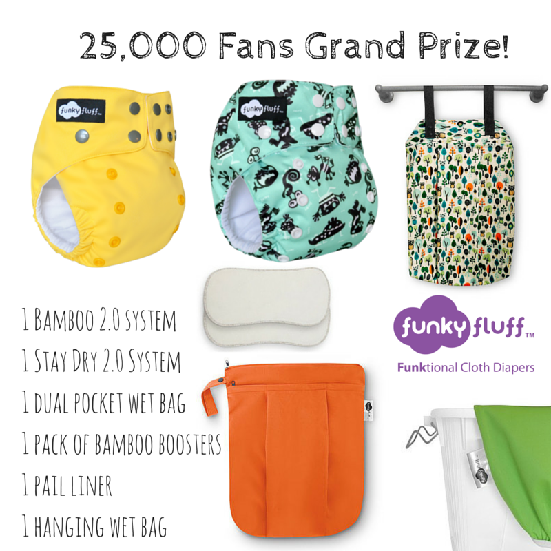 25,000 Fans Grand Prize!