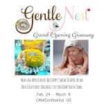 Gentle Nest Grand Opening Giveaway