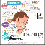 "Project Pomona ""It Could Be Love"" HUGE #Giveaway!"