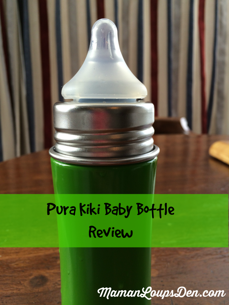 Pura Kiki Baby Bottle review
