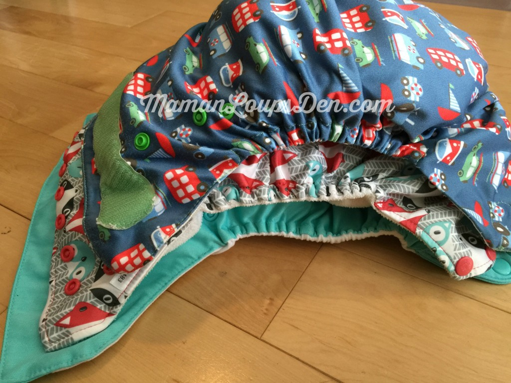 Rumparooz G2 Pocket Diaper Review