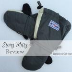 Stonz Mittz Review: Helping us survive winter!