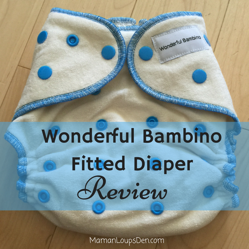 Wonderful Bambino Fitted Diaper