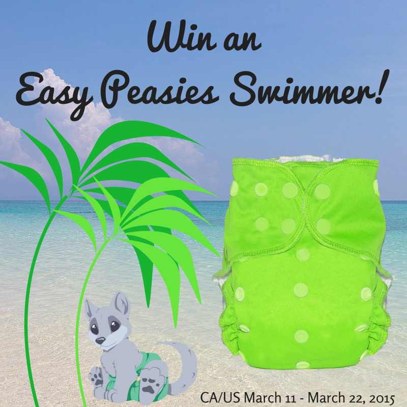 Win an Easy Peasies Swimmer!