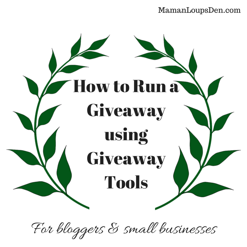 How to Run a Giveaway Using Giveaway Tools