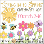 Spring In To Spring Giveaway Hop
