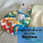 Nuggles Tuck-Wrap-Go All-in-Two Review