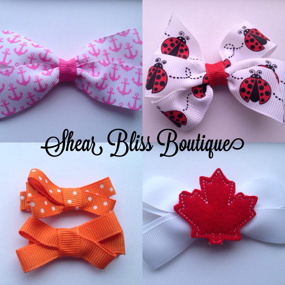 shear bliss boutique