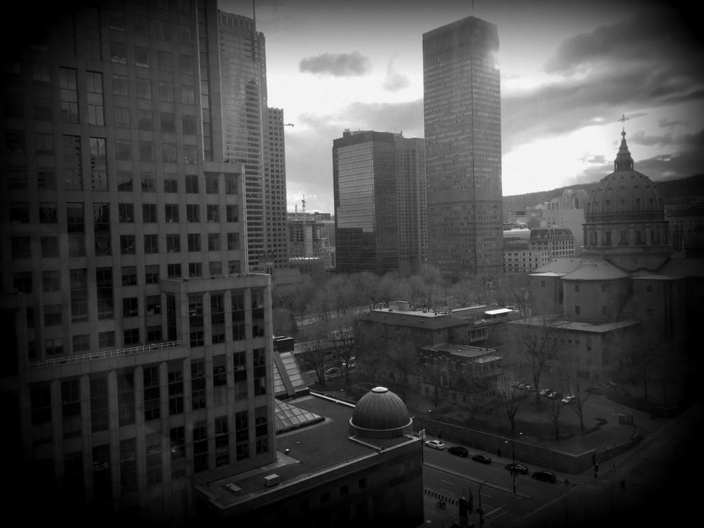 Au revoir, Montréal.