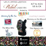 Limited Edition LilleBaby Rebel Carryon Giveaway!