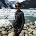 Belly Bedaine Maternity and Babywearing Sweater Review: For your pregnancy belly, then to keep baby warm doing a front OR back carry! Made in Quebec, Canada.
