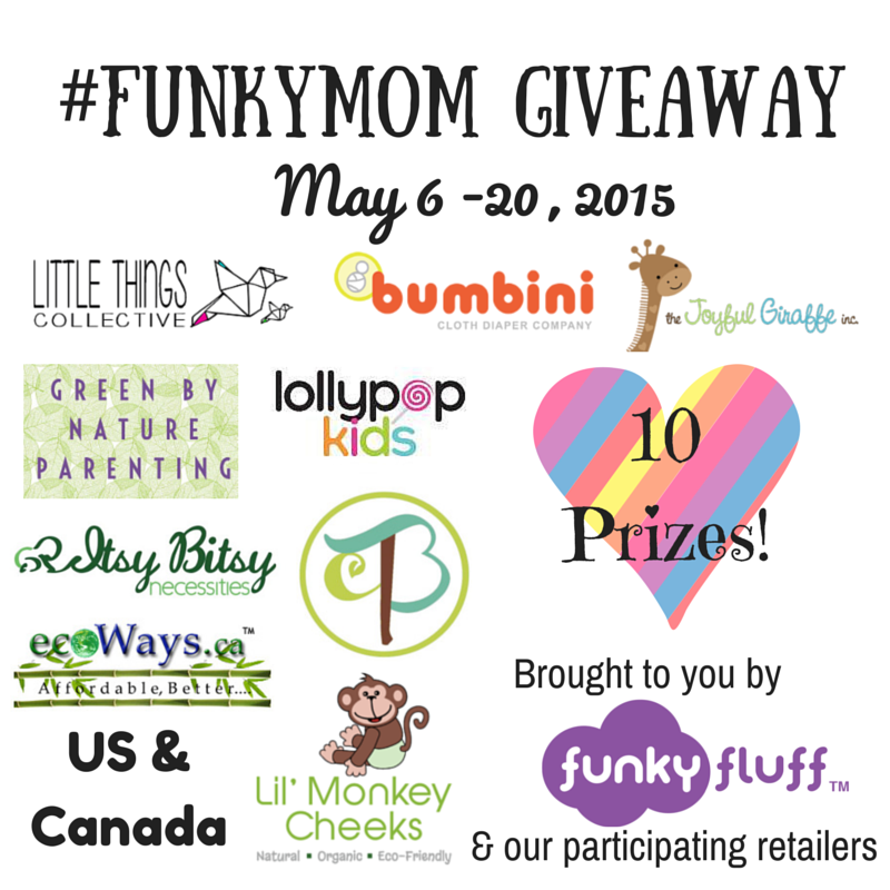 #FunkyMom Giveaway