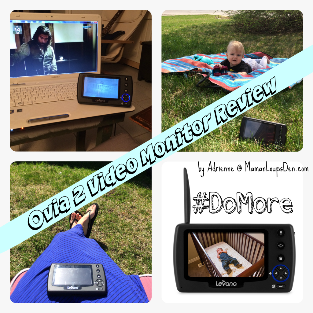 Ovia 2 Video Monitor Review