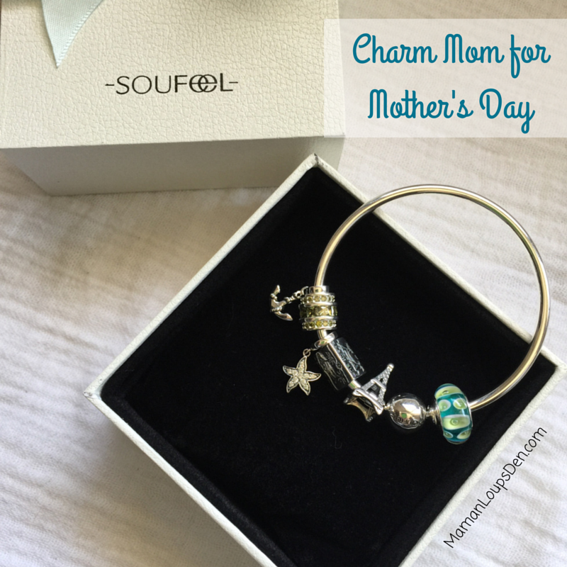 Soufeel Charm Bracelet for Mother's Day