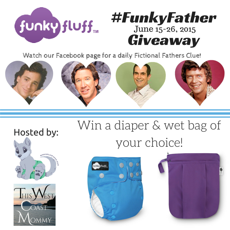 #FunkyFather Giveaway