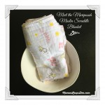 Meet the Mariposah Muslin Swaddle Blanket