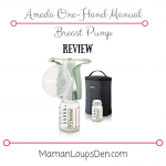 Ameda One-Hand Manual Breast Pump Review