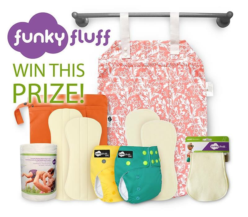 Win this Funky Fluff Lux Prize Pack!