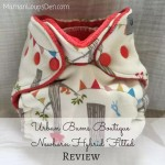 Urban Bums Boutique Newborn Fitted Review