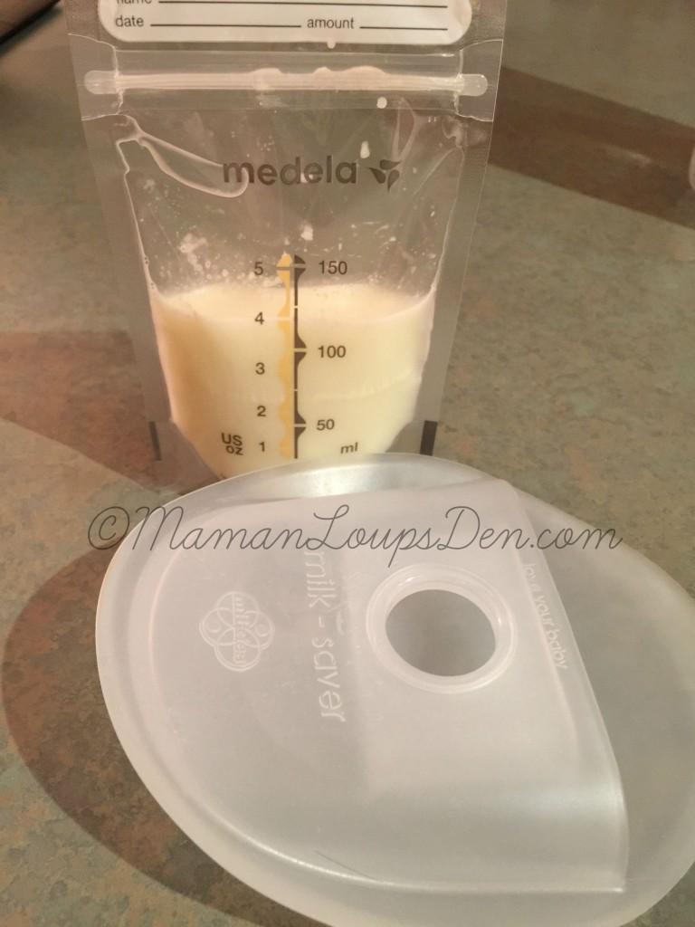 Milkies Milk Saver Review - Maman Loup's Den ~ Great results