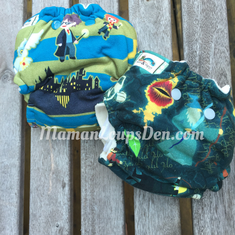 Mouse & Hatter Newborn Fitted Review ~ Maman Loup's Den - 2