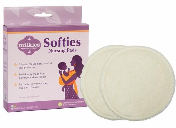 Softies Nursing Pads by Milkies