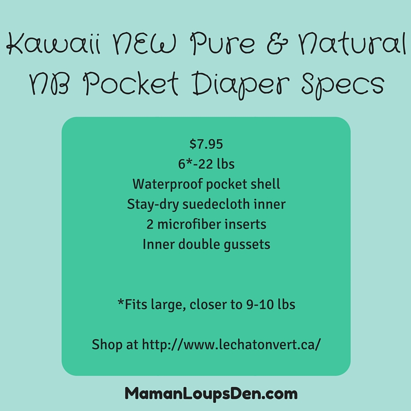 Kawaii Pure And Natural Newborn Review