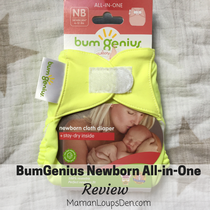 BumGenius Newborn AIO Review