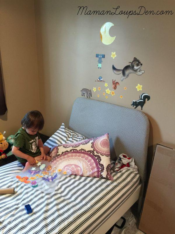 Cub's Bed