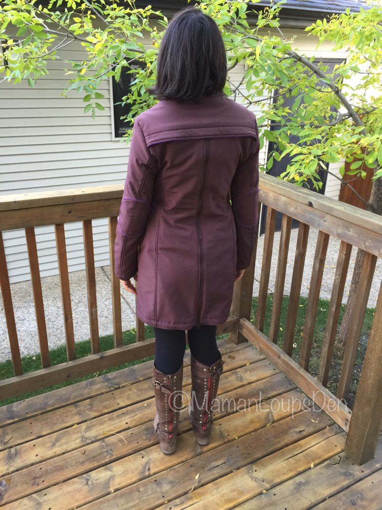 Liliputi Mama Coat Review