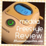 Medela Freestyle Double Electric Breastpump Review ~ Maman Loup's Den