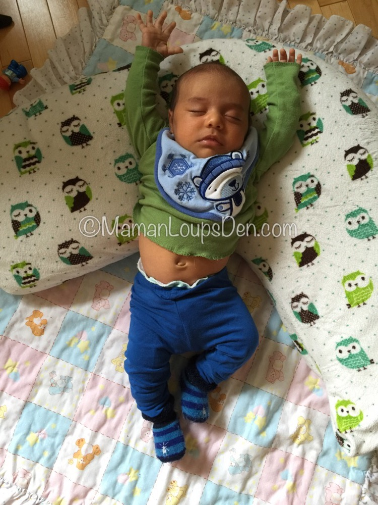 Love to Dream Swaddle Up Review ~ Maman Loup's Den