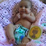 Little Miss Cub is 2 months old & Other Tidbits from the Den