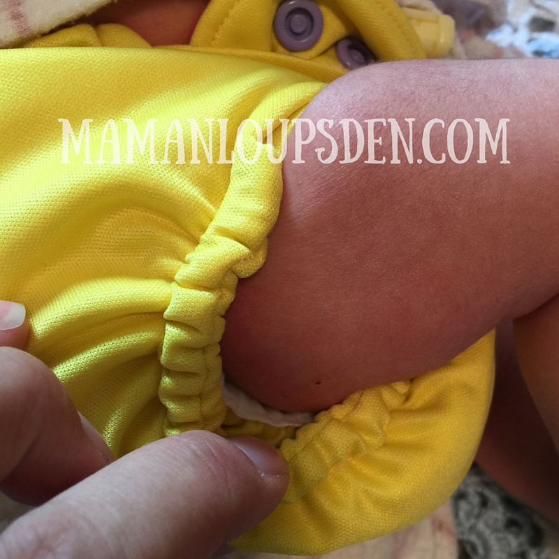 Nuggles Bittee Review ~ Maman Loup's Den 5