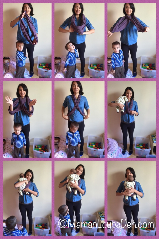 Baby Ktan Baby Carrier Review
