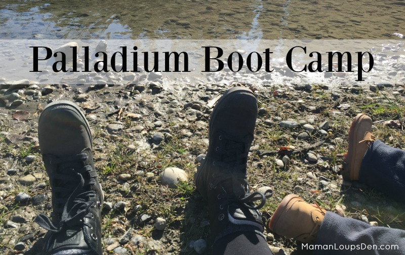 Palladium Boot Camp ~ Palladium Boots For Mama and Cub