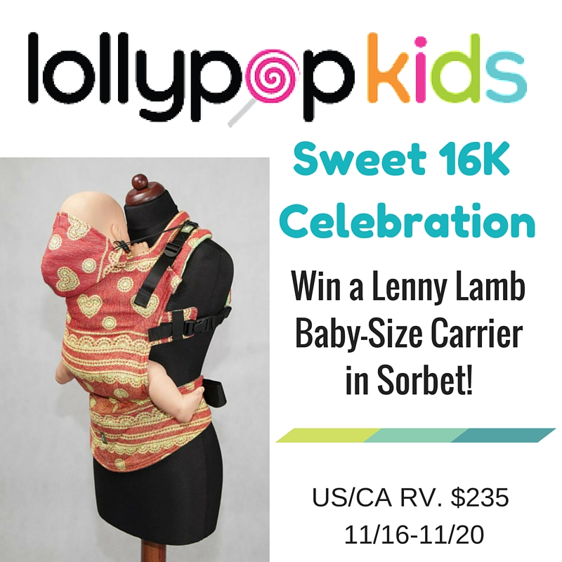 Lollypop Kids Sweet 16K Fans Celebration