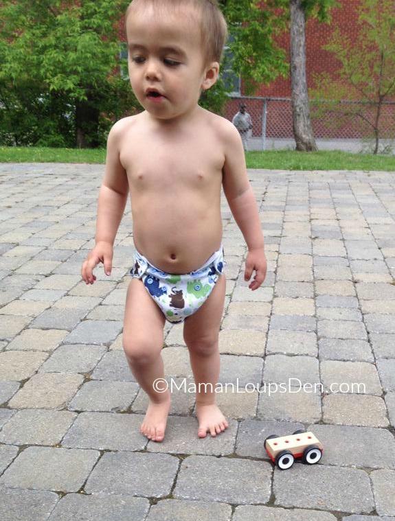 Cub in AppleCheeks Size 2