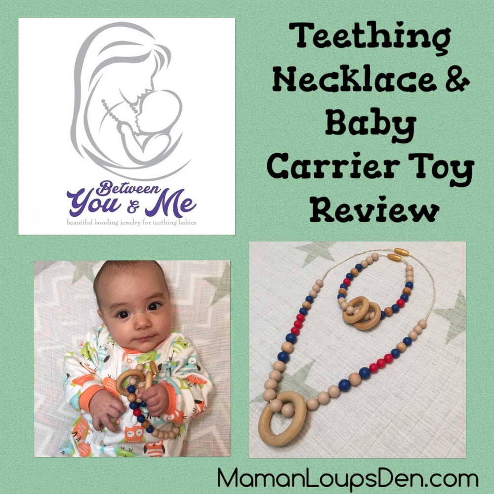 Between You & Me Teething Accessories Review