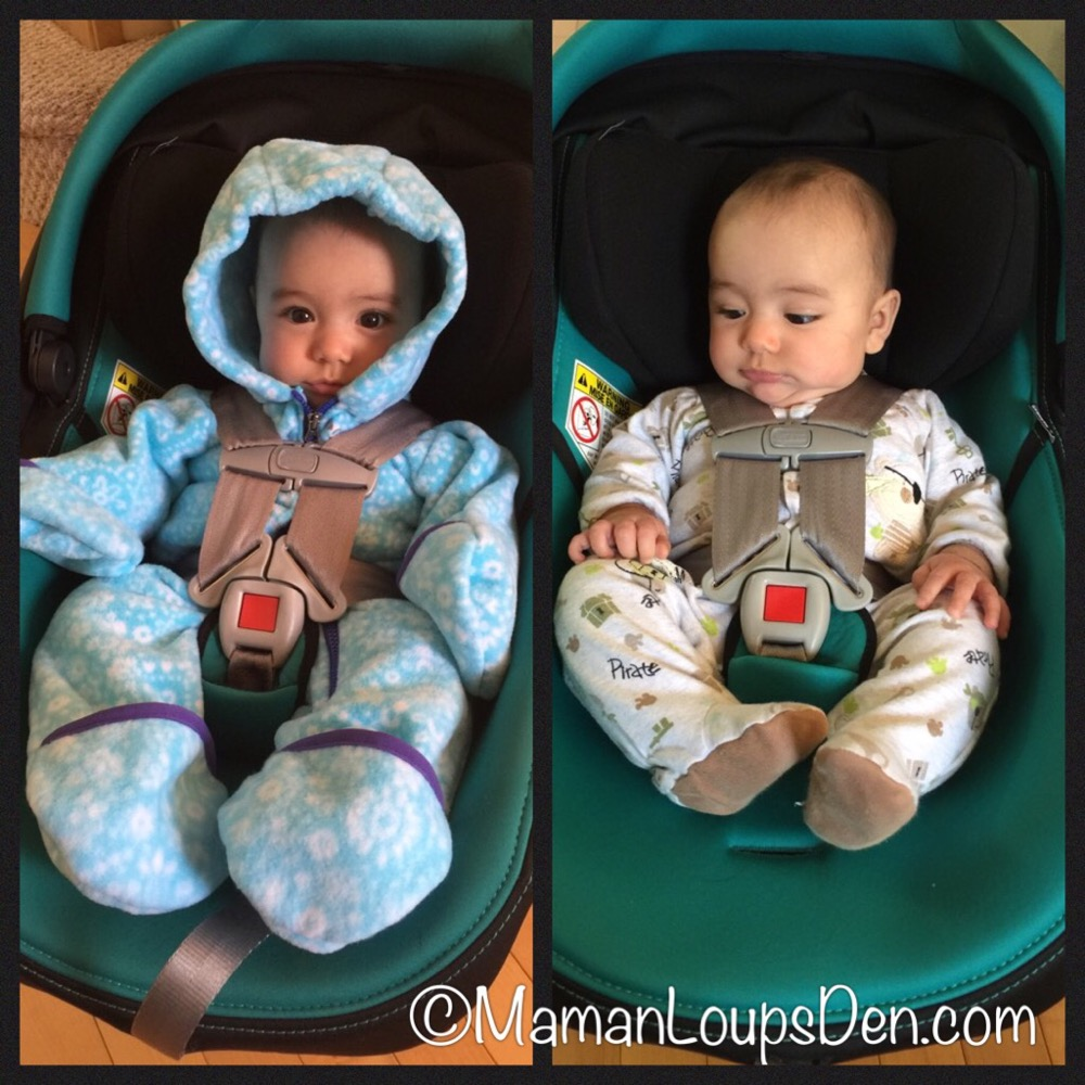 Winter Car Seat Solutions
