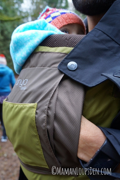 Onya Baby Outback Carrier Review ~ Maman Loup's Den