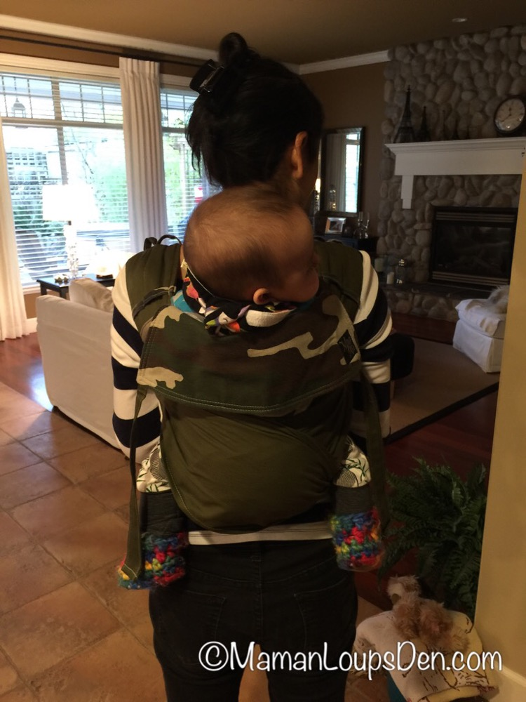 Moa P 244 Mei Tai Baby Carrier Review