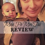 Moa Pô Mei Tai Baby Carrier Review