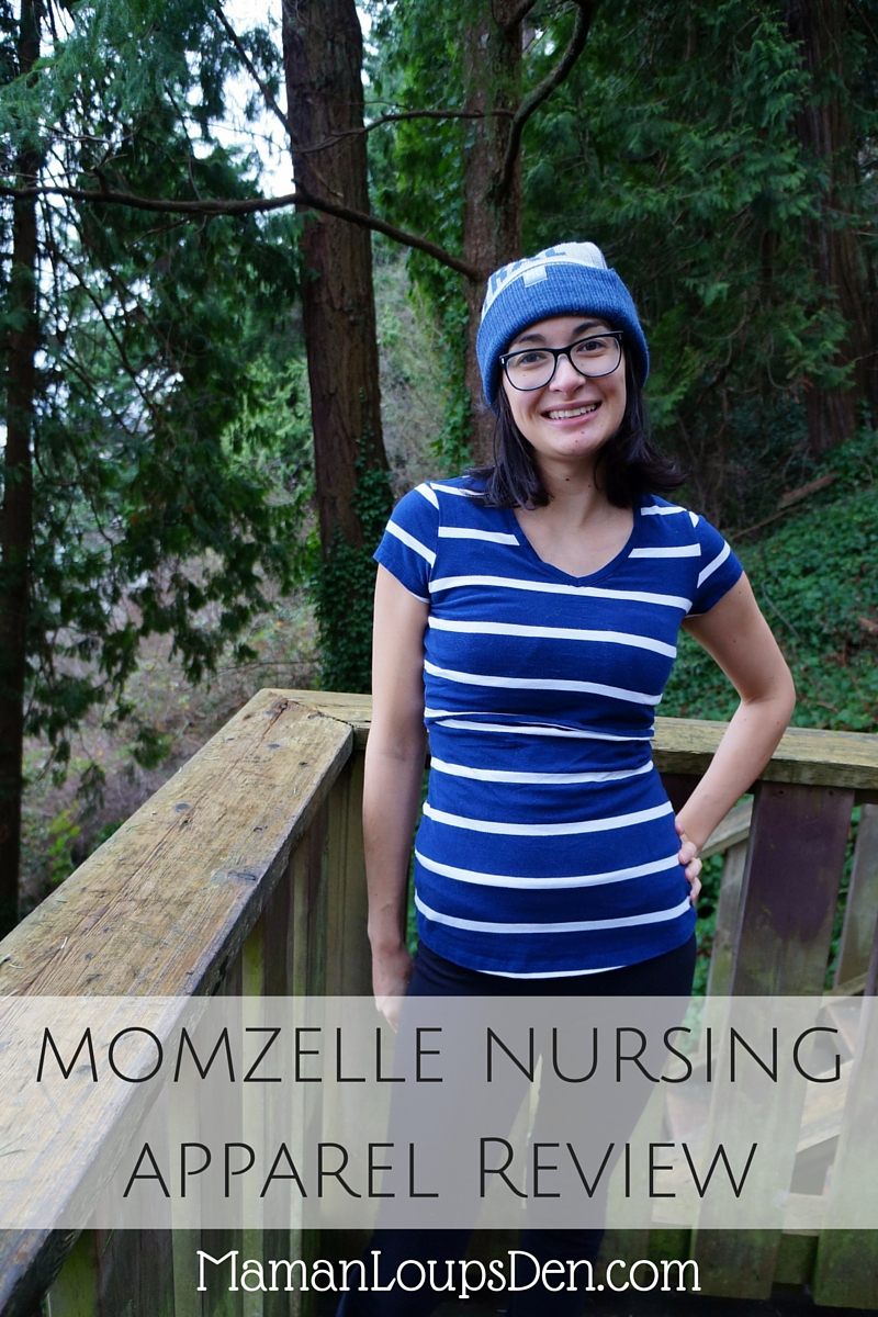 The Naked Nursing Tanks Got You Covered {+a giveaway}