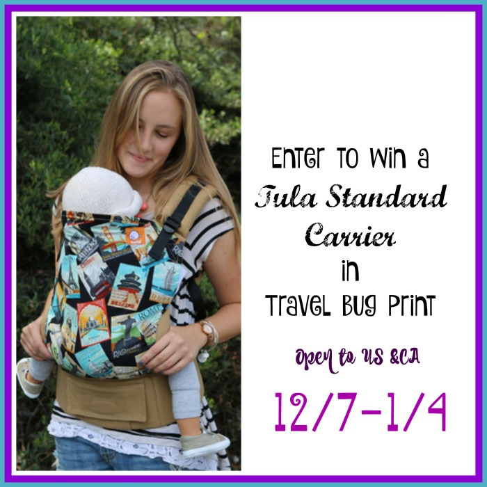 Travel Bug Tula Giveaway