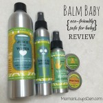 Why BALM Baby is the BOMB {+ Giveaway}